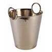 Steel/Nickel Plated Ice Bucket Casa Uno