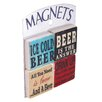Beers Magnets (Set of 4) Casa Uno