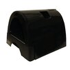 <strong>Designer Cat Litter Box with Black Shiny Cover</strong> by Kittyagogo