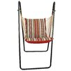 Algoma Net Company Swing Chair and Stand Combination