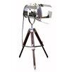 <strong>Vintage Hollywood Tripod Table Lamp in Coffee</strong> by Joanne Tiffany