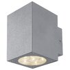 <strong>Performance Exterior Up / Down Wall Light</strong> by Crompton Lighting