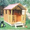 <strong>Cedar Shed</strong> Hideout Supreme Cubby House