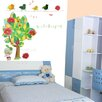 <strong>Singing Birds and Happy Tree Wall Decal Set</strong> by HM Wall Decal