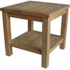 <strong>Bristol Teak Side Table</strong> by Arbora Teak