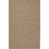 <strong>Jaipur Brown Rug</strong> by Chandra Rugs