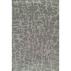 Chandra Rugs Davin Grey Abstract Rug