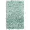 Chandra Rugs Paper Shag Blue Area Rug