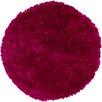 Chandra Rugs Proline Fuchsia Pink Area Rug