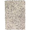 Chandra Rugs Stone Balls White Area Rug