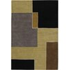 Chandra Rugs Bense Garza Black/Grey Area Rug