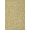 <strong>Jaipur Green Floral Rug</strong> by Chandra Rugs