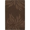 <strong>Jaipur Brown Floral Rug</strong> by Chandra Rugs
