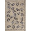 Chandra Rugs Plaza Light Brown Area Rug