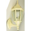 Highgate Up Exterior Wall Light in Primrose Oriel Lighting