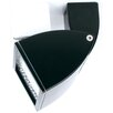 <strong>Viso Flood Light in Black</strong> by Oriel Lighting