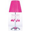 Tizz Touch Lamp in Pink Oriel Lighting