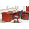 <strong>200cm Executive Office Desk Set</strong> by Innova Australia