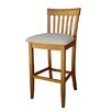 New Leon Barstool with Quality Vinyl Upholstered Seat Beresford Living