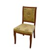 <strong>Beresford Living</strong> Riviera Dining Chair with Upholstered Back