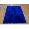 <strong>Fame Shaggy Rug in Electric Blue</strong> by Merinos Rugs