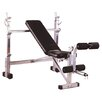 <strong>Phoenix Health and Fitness</strong> Power Adjustable Olympic Bench