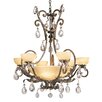 <strong>Fredrick Ramond</strong> Barcelona 10 Light Chandelier
