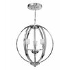 <strong>Fredrick Ramond</strong> Mondo 3 Light Chandelier