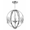 <strong>Fredrick Ramond</strong> Mondo 6 Light Chandelier