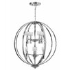 <strong>Fredrick Ramond</strong> Mondo 8 Light Chandelier