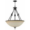Cabrello 6 Light Foyer Inverted Pendant