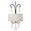 <strong>Fredrick Ramond</strong> Prosecco 2 Light Wall Sconce