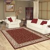 <strong>Anima Cherry 11537 Traditional Rug</strong> by Saray Rugs