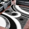 <strong>Shaggy Luxury 6225 Rug in Grey</strong> by Saray Rugs