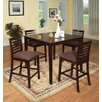 Sydney Counter Height 5 Piece Dining Set