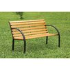 Hokku Designs Refined Simplicity Outdoor Garden Bench