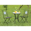 Hokku Designs Tuscan Bistro Dining Side Chair (Set of 2)