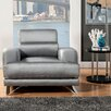 Hokku Designs Everest Metallic Arm Chair