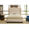 Hokku Designs Florenza Wingback Platform Bed