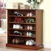 Hokku Designs Revianne 5-Shelf Open Shoe Rack