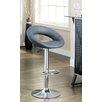 Hokku Designs Theory Adjustable Height Swivel Bar Stool (Set of 2)