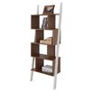 "Hokku Designs Mateo 71"" Ladder Bookcase"