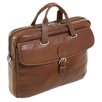 <strong>Siamod</strong> Vernazza Borella Leather Laptop Briefcase
