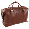 "<strong>Siamod</strong> Manarola Amore 21"" Leather Travel Duffel"