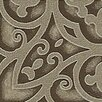 "<strong>Shaw Floors</strong> Lunar Listello Corner 2"" x 2"" Tile Accent in Noce"