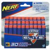 <strong>30 Count Nerf-N-Strike Elite Dart Refill Pack</strong> by Hasbro