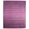 Eastern Rugs Purple Horizon Area Rug