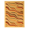 Eastern Rugs Euro Home Multi Abstract Rug