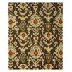 <strong>Brown Ikat Rug</strong> by Eastern Rugs