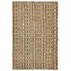 Kosas Home Celia Sunset Jute Stripe Rug